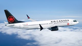 Air Canada gender neutral