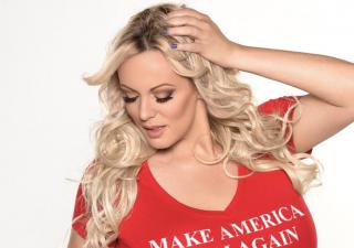 Make America Cum Again Stormy Daniels