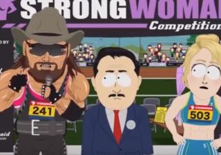 South Park Mocks Trans Athletes