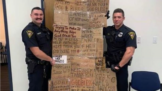 Police Department Apologizes For Mocking Homeless People in Viral Facebook Post