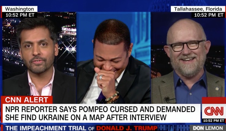 Don Lemon Faces Backlash After Laughing During Segment Mocking Trump Supporters
