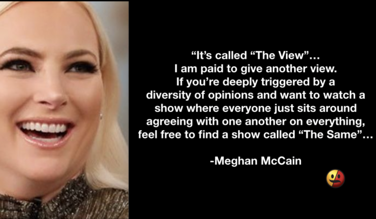 Meghan McCain on Diversity of Opinion