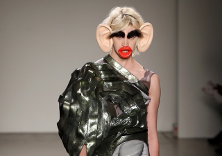 Clearly Racist Runway Show