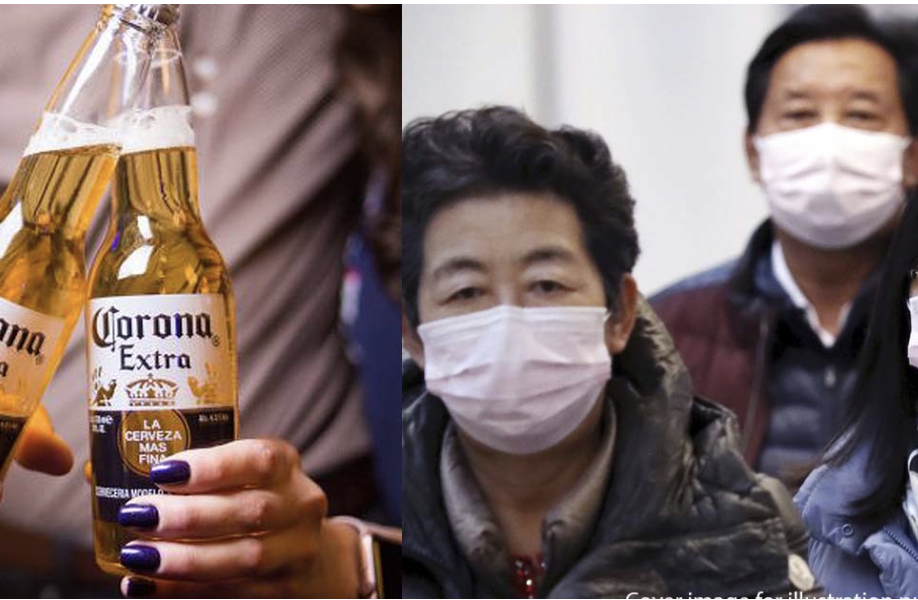 Americans not drinking corona beer because coronavirus