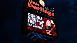 strip club coronavirus