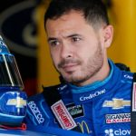 NASCAR Suspends Kyle Larson For Using Racial Slur