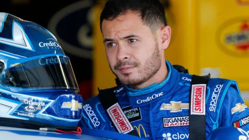 NASCAR Suspends Kyle Larson For Using Racial Slur