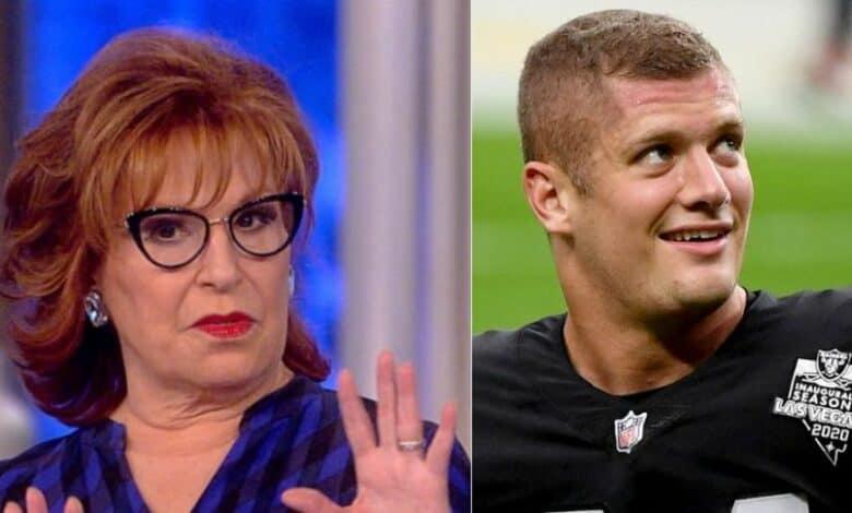 Joy Behar Sparks Backlash After Mocking Gay NFL Player