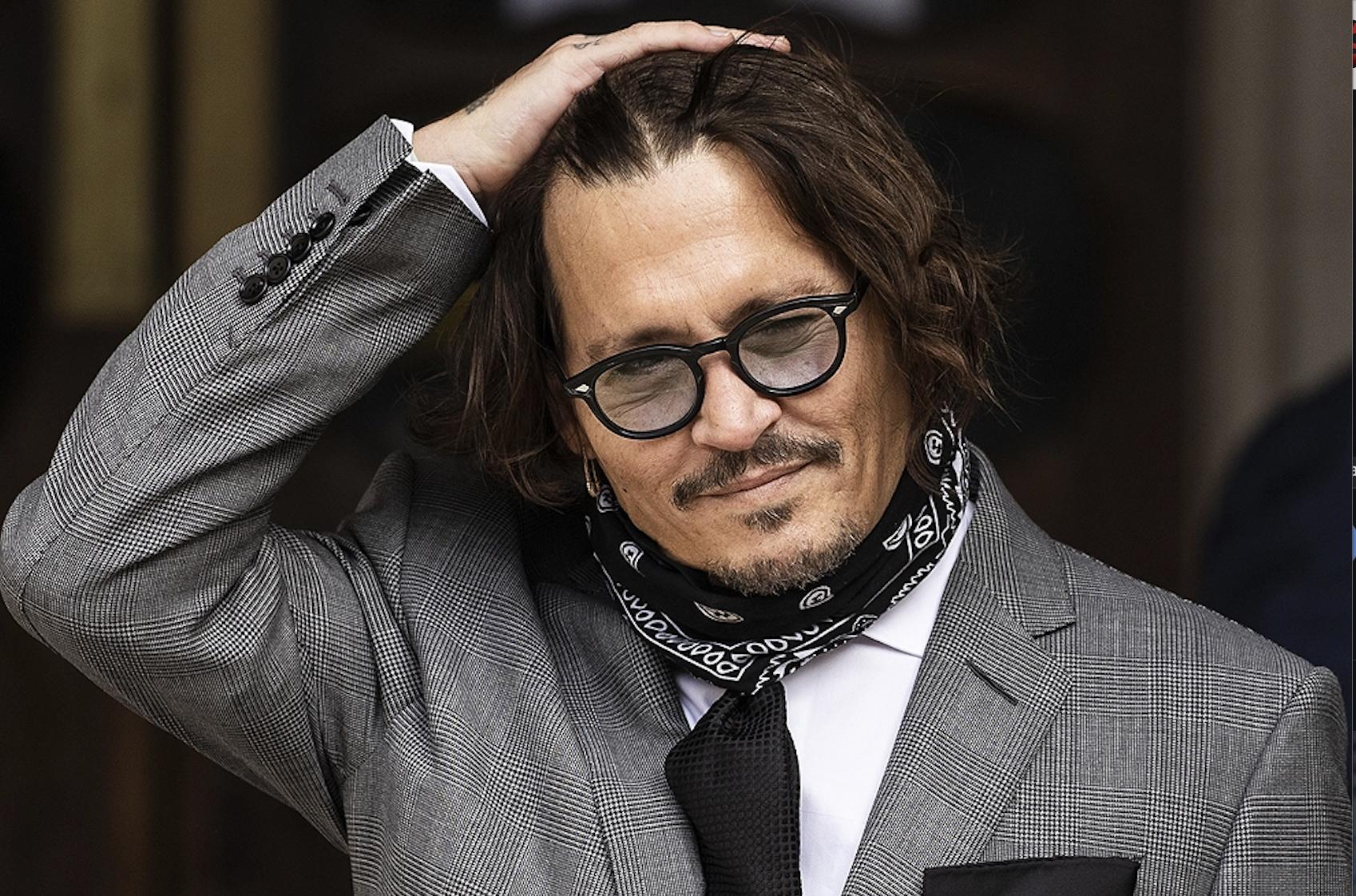 Johnny Depp Blasts Cancel Culture