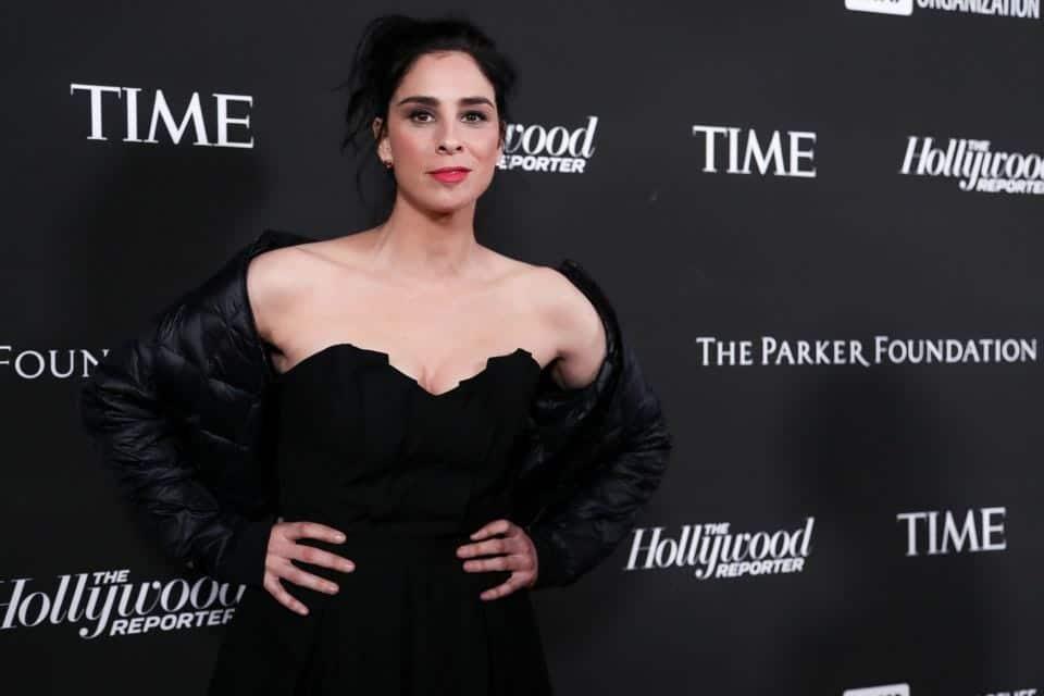 """Sarah Silverman Says Hollywood Has A """"Jewface"""" Problem"""